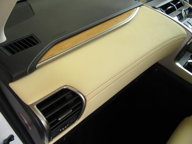 NX300hVerL 白革SRマクレビ 全レーダC TOMS 後期 白革SR 純ナビ地デジ マクレビ 全車速レーダC プリクラ パノラV BSM AHB LDA HUD 禁煙車 TVジャンパ 後席電動 AC100W PBドア 3眼LED トムスエアロ&4本マフラ(54枚目)