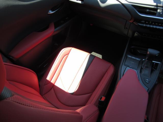 UX250hFスポ4WD 1オナ赤革 パノラV カラーHUD 4WD 1オナ赤革 ベンチ&ヒータS 純ナビ地デジ LSS+ パノラミックV BSM PKSB カラーHUD 禁煙車 Dレコーダ AHS AC1500W ルーフR PBドア 3眼LED 18AW(52枚目)