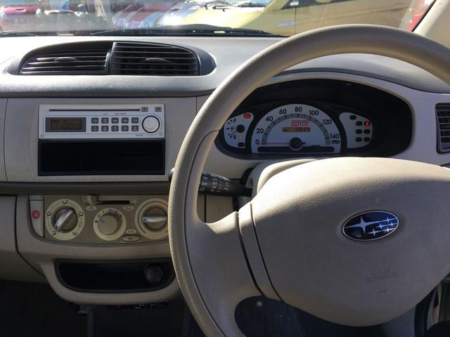 スバル ステラ L 5速マニュアル キーレス
