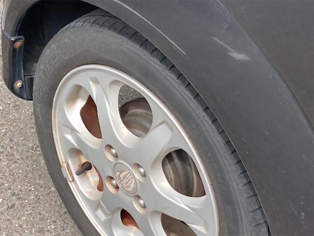 R キーレス CDオーディオ キセノンライト フォグランプ ドアバイザー リアワイパー ABS ダブルエアバッグ エアコン パワーステアリング パワーウインドウ 純正15インチアルミ CVTオートマ車(41枚目)