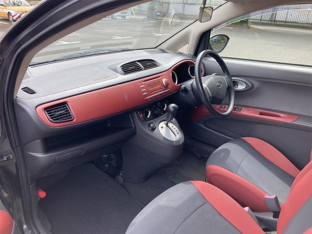R キーレス CDオーディオ キセノンライト フォグランプ ドアバイザー リアワイパー ABS ダブルエアバッグ エアコン パワーステアリング パワーウインドウ 純正15インチアルミ CVTオートマ車(52枚目)