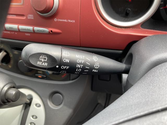 R キーレス CDオーディオ キセノンライト フォグランプ ドアバイザー リアワイパー ABS ダブルエアバッグ エアコン パワーステアリング パワーウインドウ 純正15インチアルミ CVTオートマ車(66枚目)