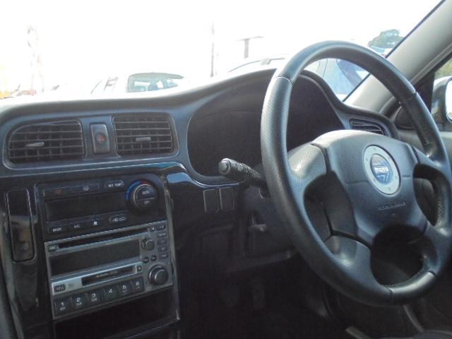 スバル レガシィB4 RSKターボ フルエアロ 17インチ CD 5速 1オーナー