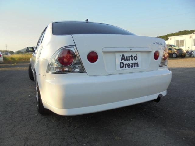 AS200ヨーロピアンED 16インチ 車高調 HDDナビ(9枚目)