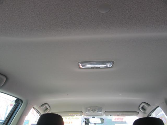 天井もきれい! 異臭等ありません、安心してお乗り頂けます。