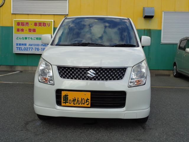 「スズキ」「ワゴンR」「コンパクトカー」「群馬県」の中古車2