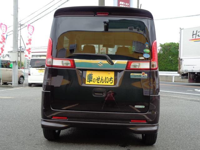 「スズキ」「スペーシア」「コンパクトカー」「群馬県」の中古車3