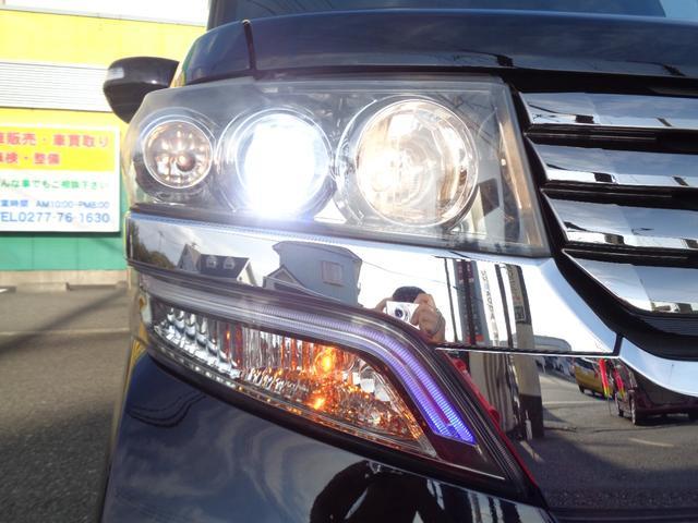 G ターボSSパッケージ ターボ・純正ナビ・バックカメラ・HIDヘッドランプ・両側パワースライドドア(30枚目)