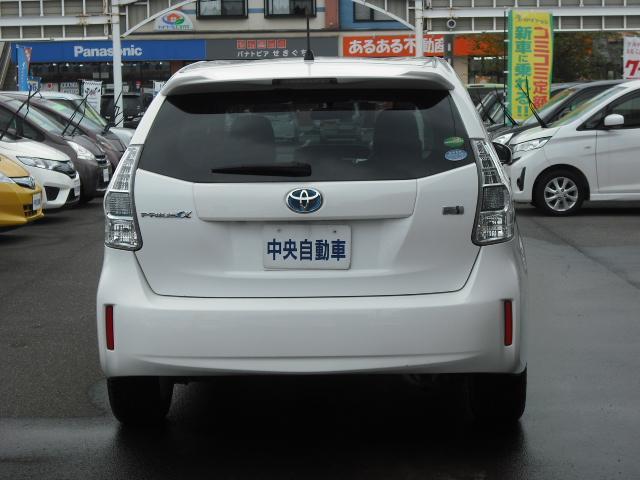 「トヨタ」「プリウスα」「ミニバン・ワンボックス」「栃木県」の中古車5