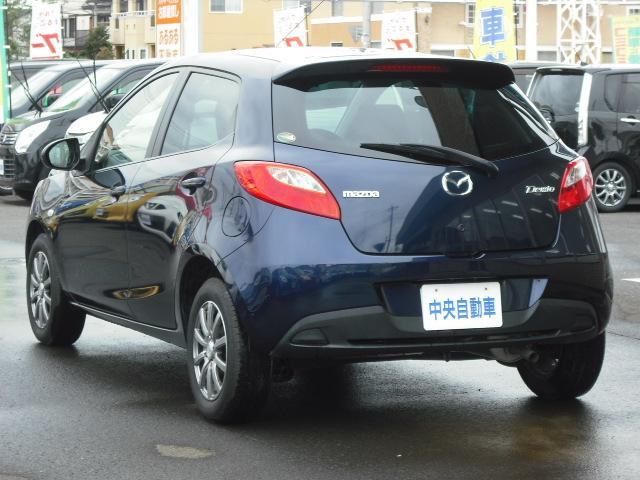 「マツダ」「デミオ」「コンパクトカー」「栃木県」の中古車7