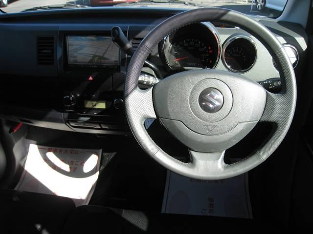 スズキ ワゴンR スティングレーカスタマイズX HIDライト HDDナビTV