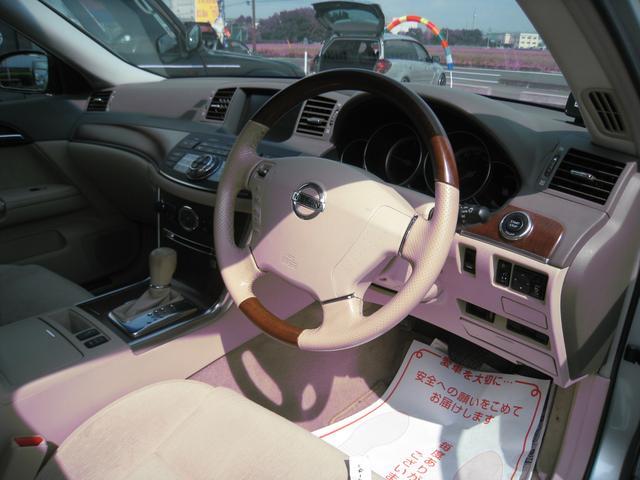 日産 フーガ 250XV  純正ナビ CD