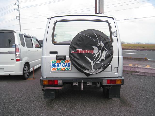 スズキ ジムニー ランドベンチャー ICターボ 4WDオートマ