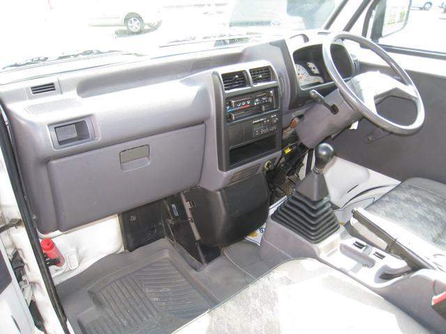 三菱 ミニキャブトラック 4WD マニアル クラッチOH済
