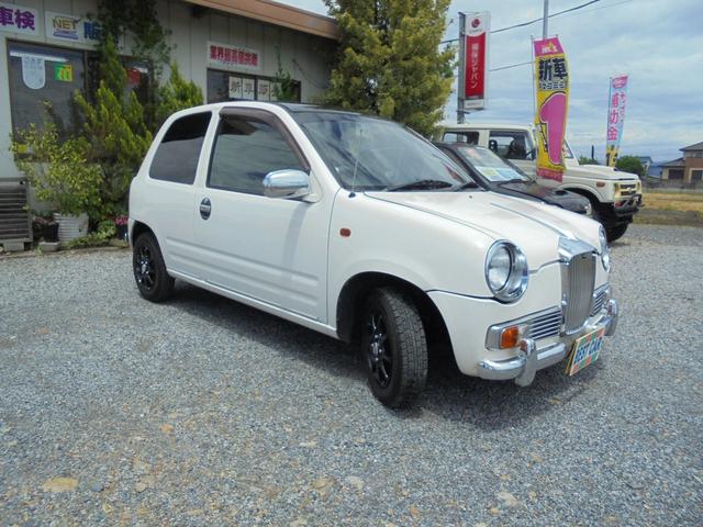 「ミツオカ」「レイ」「軽自動車」「栃木県」の中古車4