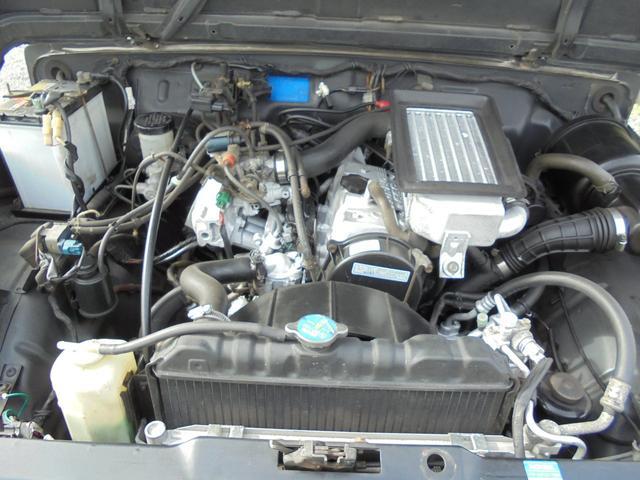 サマーウインド リミテッド 4WD5速マニアル オートフリーホイールハブ エアコンパワステ タイミングベルトW/P交換済 タンクガード 社外マフラー マッドタイヤ新品(21枚目)