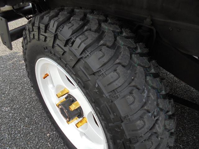 サマーウインド リミテッド 4WD5速マニアル オートフリーホイールハブ エアコンパワステ タイミングベルトW/P交換済 タンクガード 社外マフラー マッドタイヤ新品(27枚目)