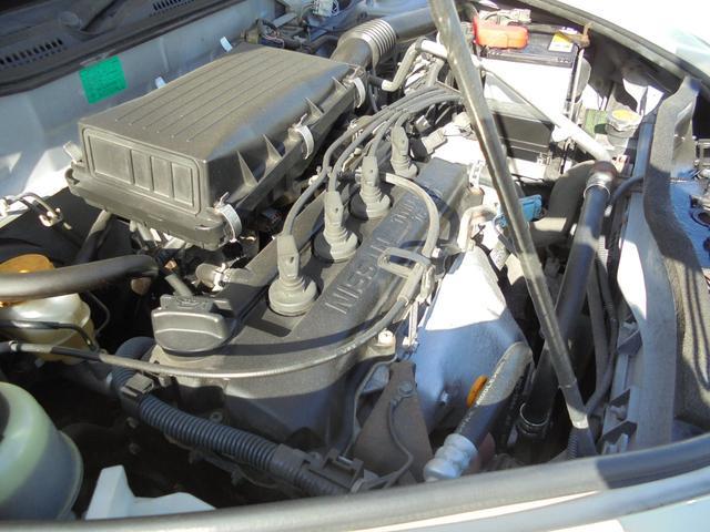 1.3デラックス 革シート 木目調パネル 運転席助手席エアーバック 電格ミラー(22枚目)