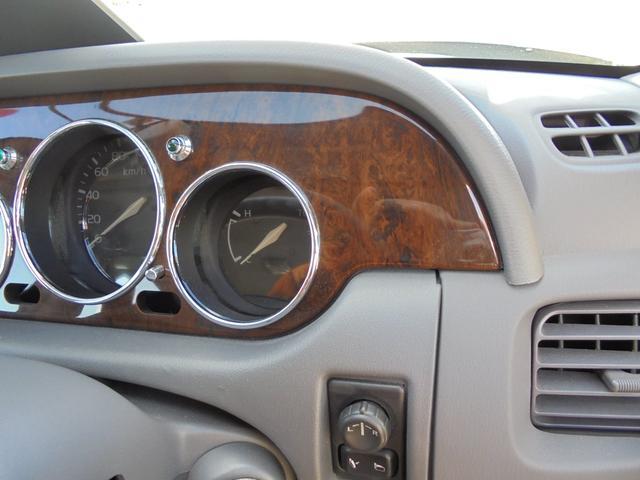1.3デラックス 革シート 木目調パネル 運転席助手席エアーバック 電格ミラー(36枚目)