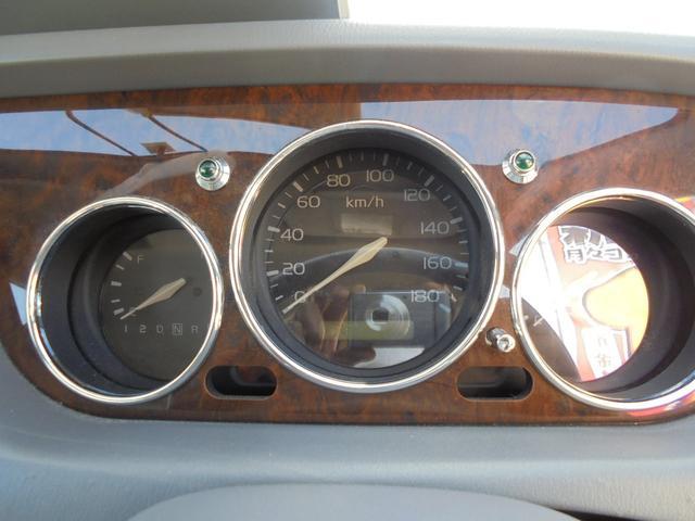1.3デラックス 革シート 木目調パネル 運転席助手席エアーバック 電格ミラー(37枚目)