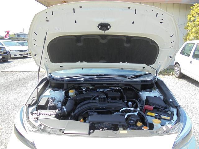 2.0i-Sアイサイト ブラックレザーセレクション レーダークルーズコントロール 純正ナビTV シートヒーター LEDライト タイヤ4本新品 ワンオーナー車(30枚目)