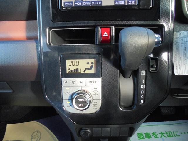 トヨタ ルーミー G S 試乗車