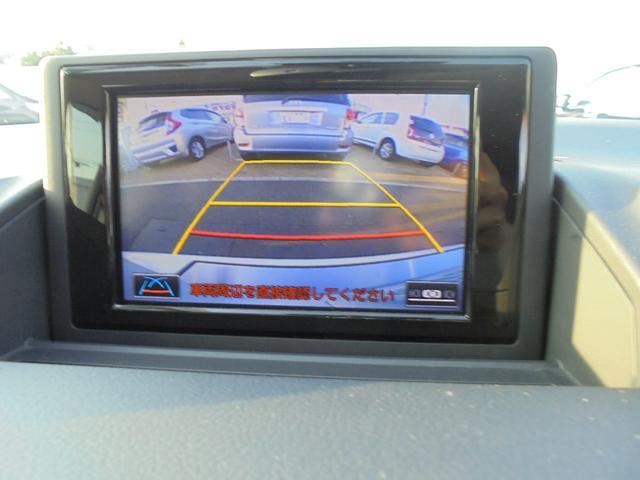 レクサス CT CT200h バージョンL ナビ バックカメラ