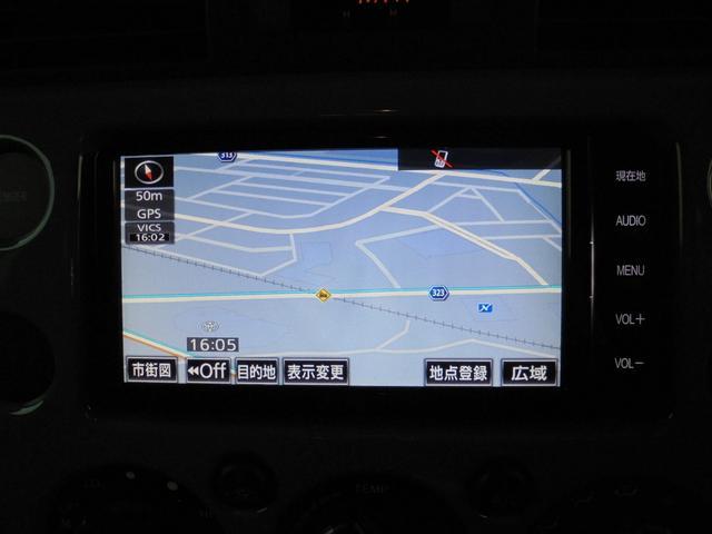 トヨタ FJクルーザー カラーパッケージ SDナビ ETC Bモニター 1オーナー