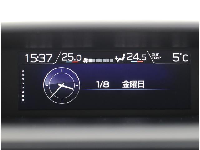 エアコンの設定状況や外気温、燃費状況や走行状態など多彩な情報を見られる便利なマルチファンクシディスプレーです!!