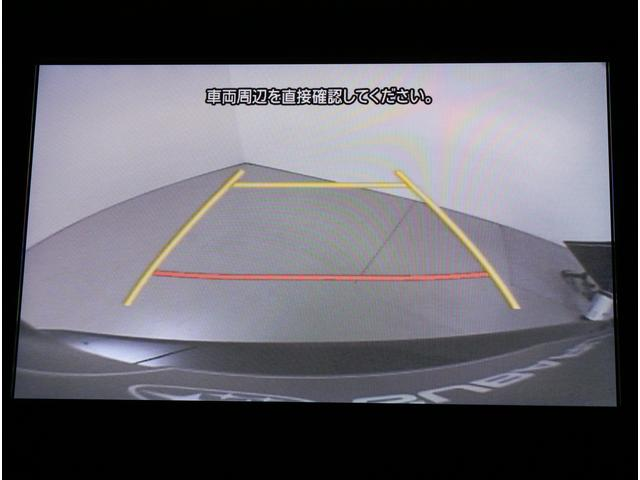 バックカメラも入力されガイドラインも表示され大変便利です!!