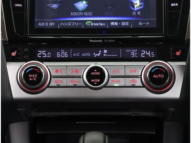 便利で快適な左右独立温度調整機能付きフルオートエアコンを搭載!!