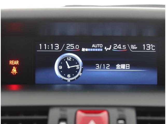 1.6GTアイサイト 本革シート8インチ楽ナビ セイフティ+(17枚目)