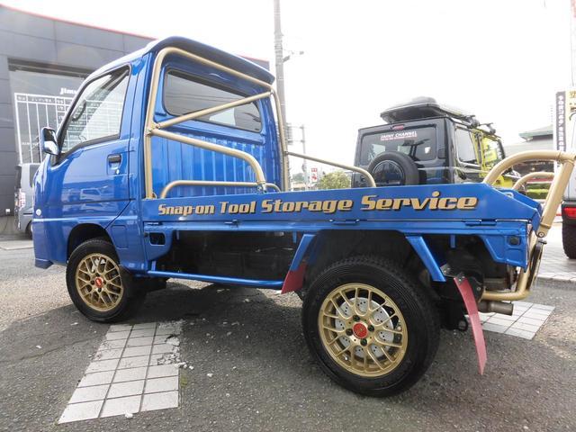 スバル サンバートラック TC-SC 4WD