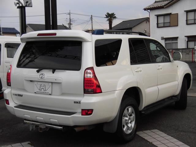 「トヨタ」「ハイラックスサーフ」「SUV・クロカン」「群馬県」の中古車11