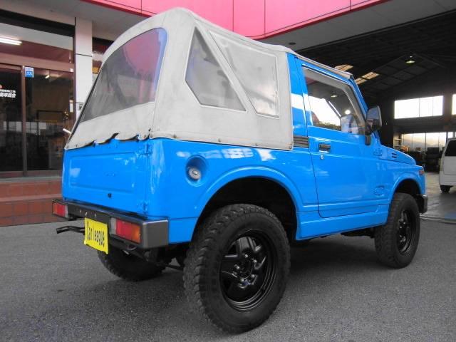 CC 5MT 4WD 幌車(8枚目)
