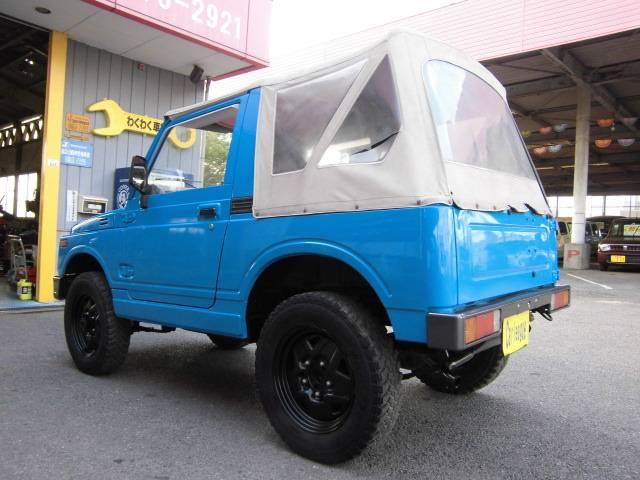 CC 5MT 4WD 幌車(9枚目)