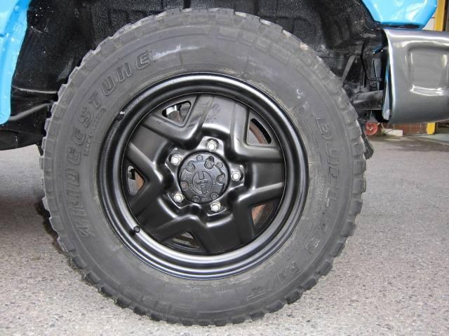 CC 5MT 4WD 幌車(19枚目)