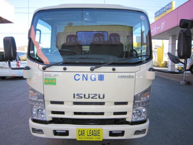 CNG・2トンプレスパッカー4.1立米(2枚目)