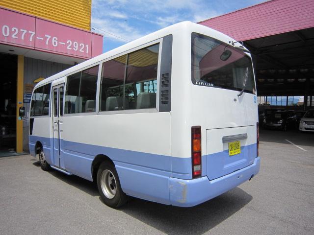 DX 26名乗車 4.2kwディーゼル(9枚目)