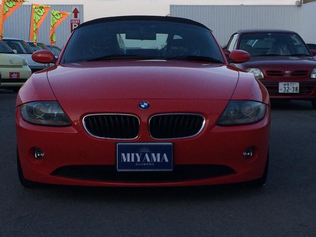 「BMW」「BMW Z4」「オープンカー」「群馬県」の中古車2