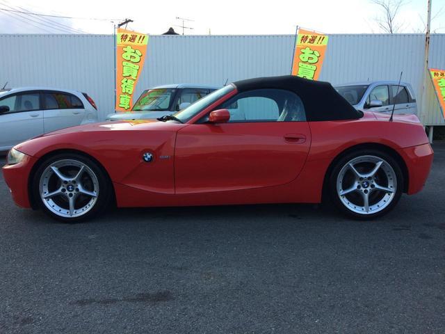 「BMW」「BMW Z4」「オープンカー」「群馬県」の中古車4