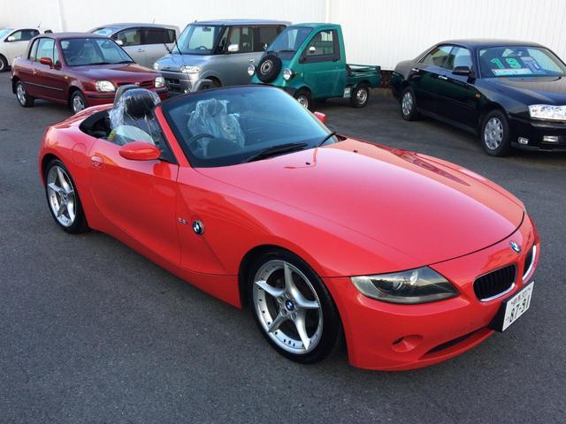 「BMW」「BMW Z4」「オープンカー」「群馬県」の中古車8