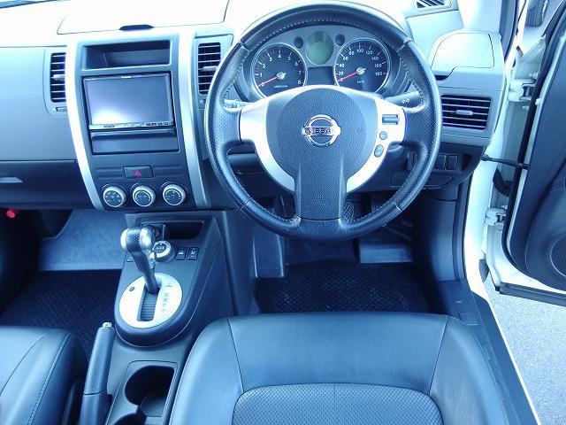 20X 4WD 社外HDDナビTV シートヒーター(10枚目)