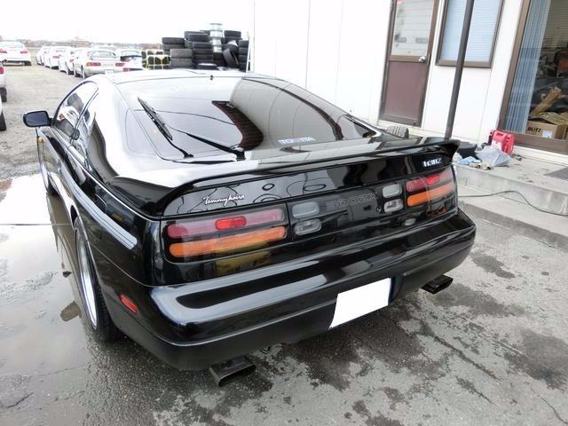 日産 フェアレディZ 300ZXツインターボ トミーカイラ M30Z レカロ
