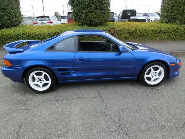 トヨタ MR2 GT-S 3型 車高調 プロドライブ17アルミ 外装同色OP