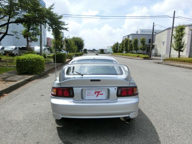GT-FOUR OZ17アルミ 1オーナー 外装同色再塗装済(5枚目)
