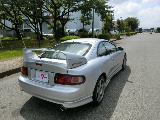 GT-FOUR OZ17アルミ 1オーナー 外装同色再塗装済(8枚目)