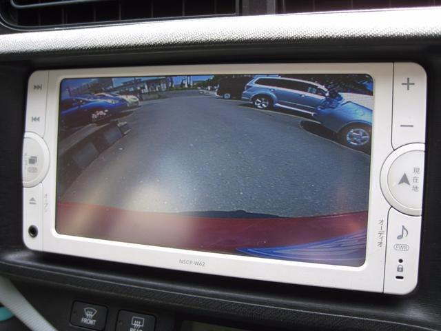 トヨタ アクア 1.5S スマートエントリーPKG ナビTV バックカメラ