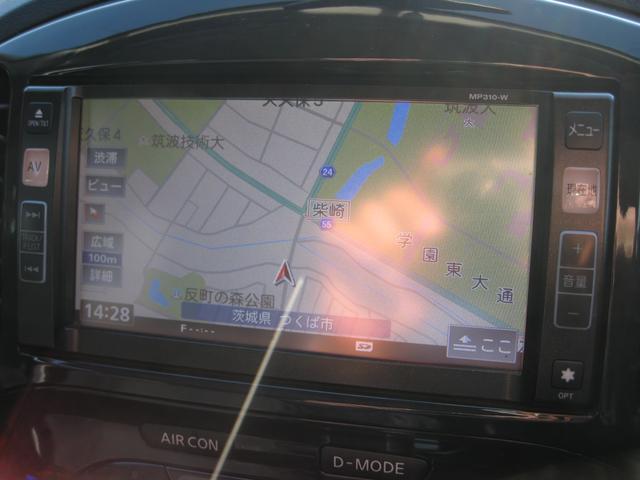 日産 ジューク 15RX ナビTV インテリキー