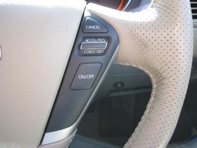オートクルーズコントロール付き!一度セットすればアクセルを踏まずに一定の速度で走行可能!長距離ドライブに重宝します!
